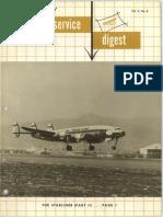 Lockheed Field Service Digest FSD Vol.3 No.6 Intro L1649 Starliner Part 2 of 3