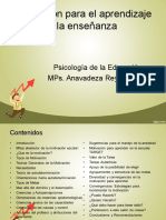 Presentacion Examen Psicologia Educativa