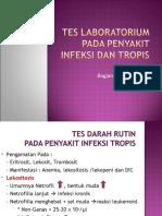 Tes Lab Pada Peny Infeksi Dan Tropis (Lebih Singkat)