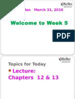 MKT 522 Lesson Plan Week 5 Student