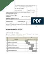 Informacion General Del Proyecto