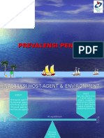 Epidemiologi ,Prevalensi, Kontrol Peny Menular Di Indonesianew