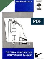 Instalaciones Hidráulicas y Sanitarias - Grifería Hidrostática, Sanitario de Tanque 2