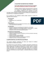 Proyecto Eléctrico en Viviendas