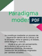 Paradigma Moderno