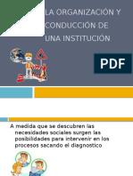 Coordinación Institucional Del TS