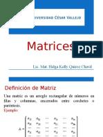 Matrices Logaritmo