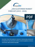 Global Polyurethane Elastomers Market 2020 - Professional and in-depth study