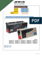 Psc Solar Uk Xantra Inverter With Avr User Manual