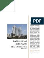 Buku Dasar Dasar Akuntansi Pemerintahan - Berbasis Akrual 141206