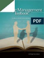 The Original Change Management Tool Book