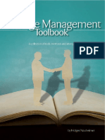The Original Change Management Tool Book