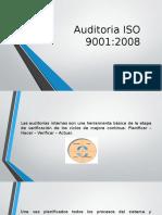 auditoria ISO9001