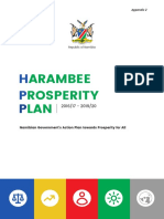 HARAMBEE PROSPERITY PLAN