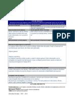 Acta o Charter Del Proyecto - PMI-GUIA