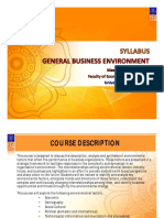 1. General Business Environment Syllabus - Update 2013_2