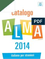 Catalog Alma 2013