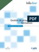 25ES0512-Gestion de Proyectos Formativos
