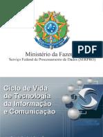 Ciclo Vida de TIC - Beijamim - SERPRO