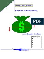 Analise de Projeto de Investimento