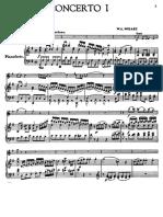 Flauta Mozart Concerto