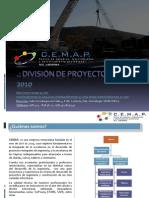 Dossier CEMAP Proyectos