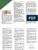Folleto Normatividad de Higiene y Seguridad Industrial en Colombia