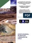 Situacion minera en Chile