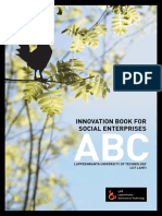 ABC - Innovation Book for Social Enterprises