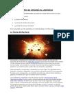 Las 4 Teorías Fundamentales Del Origen Del Universo