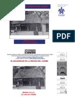 El Bahareque en La Región Del Caribe - Módulos 3 - 4 - 5