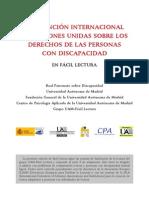 Convencion discapacidad.pdf lectura fácil