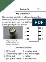 lect26 OMP AMP