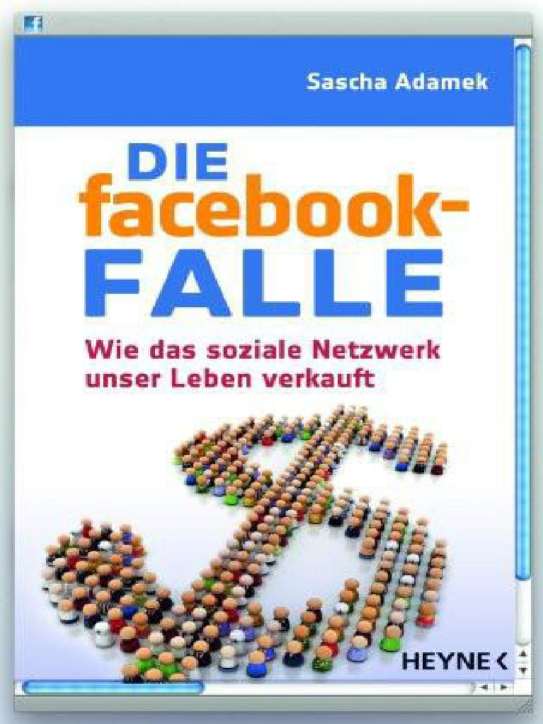 Die Facebook-Falle - Sascha Adamek & Kim Otto