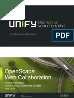 OpenScape Web Collaboration Para Venta y PreVenta _ SVU 09Abr14
