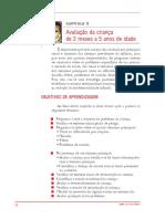 Protocolo para avaliação de doenças na primeira infância