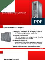 Exadata X4 Hardware Overview