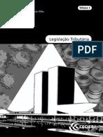 Legislação Tributária. Vol 1