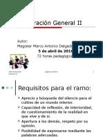 Administración General II 2016.ppt