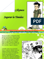Superar La Timidez - Overcoming Shyness