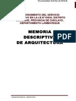 1. m Descriptiva - Arquitectura 10050