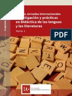 Congresos Jornadas Didactica Lenguas Literaturas 1