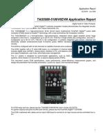 TI - TAS5086-5186V6EVM Application Reportslea054