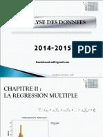 Régression Multiple PPT