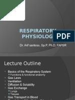03. Respiratory Physiology