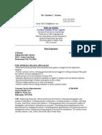Jobswire.com Resume of shel7char