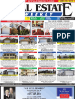 Real Estate Weekly - April 29,  2010
