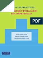 DGDE1_3Secuencias Didacticas - Aprendizaje y Eva