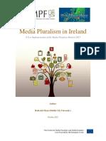 Ireland Media Report