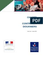 Charte Des Controles Douaniers